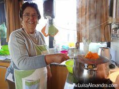 Luisa Alexandra: Velhoses da Avó Mariana