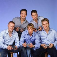 Cue lusty squeals of delight. Westlife Fan-O-Mania comes to Psone at last