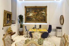 Galleria Antiquariato Giglio - Milano - Foto 2 Sito Web: www.antichitagiglio.it Oriental, Milano, Tapestry, Luxury, Design, Home Decor, Trendy Tree, Hanging Tapestry, Tapestries