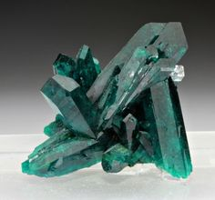 Dioptase from Republic of Congo by Dan Weinrich