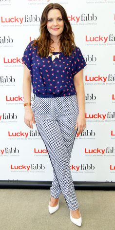 shop Drew Barrymore's look!