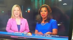 Brighten your AM with Rochelle Dean and Crysty Vaughan on Good Morning Columbia !