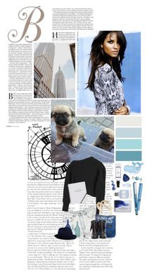 """3. Walking your dog in Central Park"" by milky-siamese ❤ liked on Polyvore featuring Chanel, Tim Holtz, Alexander Wang, Out of Print, Giuseppe Zanotti, The Laundress, Home Decorators Collection, Lanvin, BaByliss and Lindt"