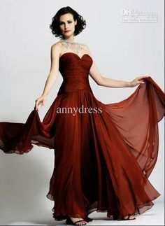 A-line Sweetheart Crossover Gathered Bodice Ankle-length Chiffon Mother of Bride Dress Evening Dress
