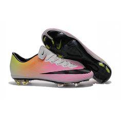 Personnalisez votre chaussure Mercurial Vapor 10 avec des crampons pour sol dur (FG) à l'adhérence améliorée si vous jouez principalement sur herbe rase et humide. - 95.0000