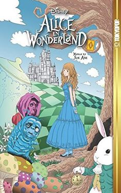 Wickedjr89's Book Blog: Alice in Wonderland #1 by Jun Abe Book Review