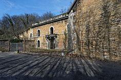 Fort de Loyasse - Lyon by Vaxjo, via Flickr