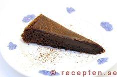 fudgetårta