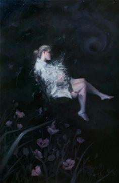 by henrik aarrestad uldalen. Henrik Uldalen, Hidden Art, Ghost In The Machine, Photography Themes, Figure Painting, Unique Art, Contemporary Art, Modern Art, Illustration Art