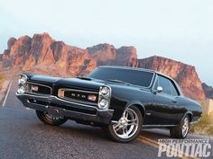 You won't want to miss checking out Mark Avakian's 1966 Pontiac GTO! Avakian built this bad boy without any compromises to ensure it did whatever he demanded it to do.