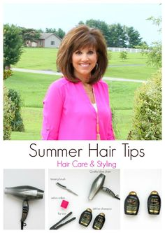 """The heat and humidity have cranked up around here so I thought I would share som., Hair Care Tips, """" The heat and humidity have cranked up around here so I thought I would share some of my Summer Hair Tips with you. Source by Long Hair Tips, Long Natural Hair, Braids For Long Hair, Hair Care Tips, Natural Hair Styles, Long Hair Styles, Short Hair, Natural Beauty, Summer Hairstyles"""