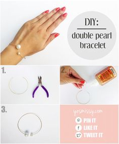 3 fashionable wire jewelry tutorials