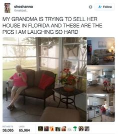 This grandma who's the star of the show. | 17 Tweets That Prove Grandparents Are…