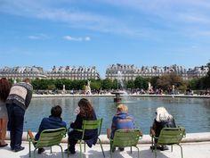 Jardin des Tuileries | Love & Adventure Palais Des Tuileries, Louvre Paris, France Travel, Places Ive Been, Amsterdam, Dolores Park, Places To Visit, London, Adventure