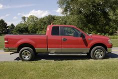 2006 Ford F-150 XLT Lariat 4x4 Extended Cab Pickup Truck