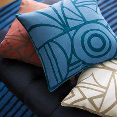 Living and Entertaining - Traditional - Pillows - San Francisco - Serena & Lily