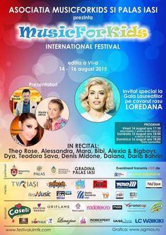 Festivalul International MusicFor Kids 2015