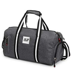 01411a19fe Canvas Sport Bag Training Gym Bag Men Woman Fitness Bags Durable Multifunction  Handbag Outdoor Sporting Tote for Male
