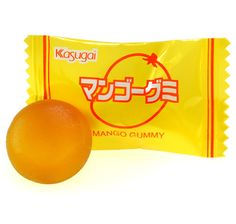 Just found Kasugai Mango Gummy Candy: 24-Piece Bag @CandyWarehouse, Thanks for the #CandyAssist!