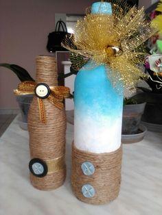 Diy bottle gift
