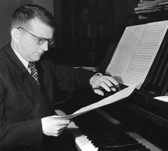 Dmitri Shostakovich (1906 - 1975) Many artists have claimed to be products of the Bolshevik Revolution, but Shostakovich stands alone in level of celebrity and artistic achievement. The best-known composer of the Soviet era was born in St. Petersburg to a cultured family that sided with left-wing political groups.