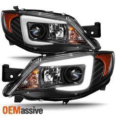 SUBARU WRX STI Sedan Wagon 2011-2013 2014 HID Headlight Bulbs Low Beam D2S #