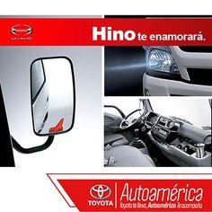 Desde 1968 #Hino y #Toyota se unieron para crear los mejores camiones para ti y los resultados no pueden ser mejores. Conoce más de nuestro portafolio en: www.autoamerica.com.co