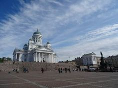 Helsinki Helsinki, Taj Mahal, Louvre, Building, Travel, Finland, Viajes, Buildings, Destinations