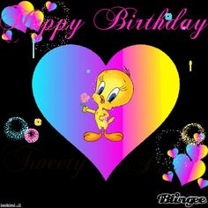 Happy Birthday Tweety