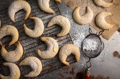 NYT Cooking: Cardamom Butter Crescents