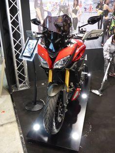"""New 35cm """"Sport"""" screen light black on MT09 Tracer 2015/2016"""