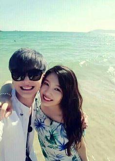 Sungjae And Joy, Sungjae Btob, Wattpad, Korean Celebrities, Celebs, Korean Babies, We Get Married, Red Velvet Joy, Photography Poses Women