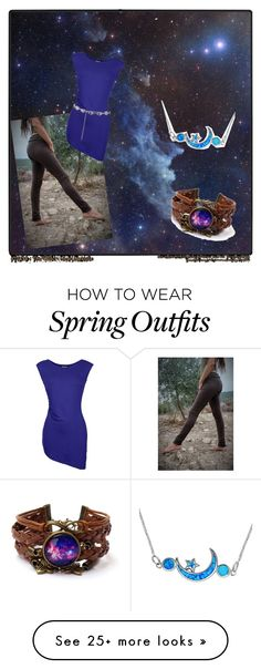 """""""Barefoot Among The Stars"""" by devorah-wells on Polyvore featuring La Preciosa, Barbour International and Black & Brown London"""
