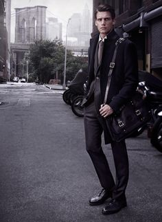 Massimo Dutti   Fall Winter '12 New York Limited Collection