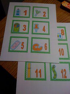 Free Classroom Calendar Printables