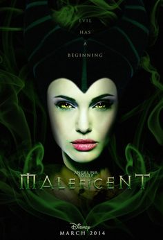 """Maleficent - """"Maleficent"""" told from the different perspective of the villainous Maleficent who are also be familiar with the evil witch from the Disney film """"Sleeping Beauty"""" in 1959. """"Maleficent"""" tells the story of the cold villain Maleficent and describes the events that led up to her cursing baby Princess Aurora."""