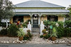Easy in the Deep Photography - Karoo house Beaufort West, South Africa, African, Heartland, Plants, Landscapes, Photography, Houses, Deep