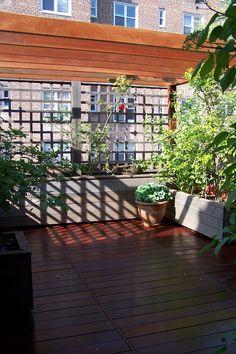 brooklyn terrace  garden
