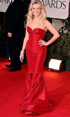 Loving Reese Witherspoon's hair!