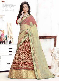 Link: http://www.areedahfashion.com/lehenga-choli&catalogs=ed-4093 Price range INR 3,150 Shipped worldwide within 7 days. Lowest price guaranteed.