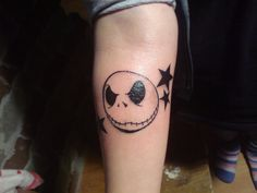 If I ever get a tattoo it would be two Jack Skellington heads, but it would be a happy and sad Jack to represent the Comedic and Tragedy to show my love and passion for theatre and my love for Nightmare Before Christmas.
