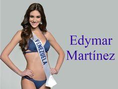 Edymar Martinez Miss Venezuela wallpaper