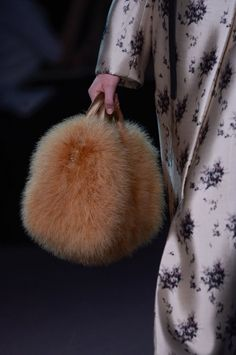 Trend: Accessories, Louis Vuitton. #fashion #fur #bag 281, http://cutepinksandpurples.blogspot.co.uk/
