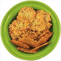 Die Würzigen: So macht ihr #Käsechips selber! #geolino #kinder #rezept #parmesan #chips