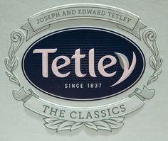 Tetley (Redesigned) on Packaging of the World - Creative Package Design Gallery