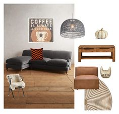 """""""Warm winter home"""" by nicolienhassing on Polyvore featuring interior, interiors, interior design, thuis, home decor, interior decorating, Anthropologie, Primitives By Kathy, Natures Collection en Serena & Lily"""