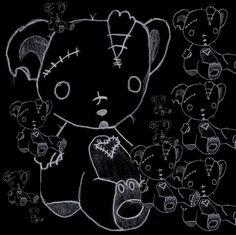 aomi bun Angel Of Vengeance, The Birthday Massacre, Dark Paradise, Cybergoth, My Vibe, Aesthetic Art, Animal Crossing, Art Inspo, Gothic