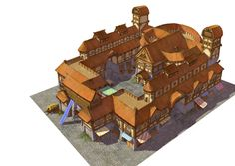GGSCHOOL, Artist 이상덕, Student Portfolio for game, 2D Scene Concept Art, www.ggschool.co.kr