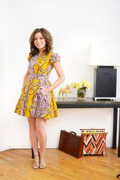 LiLi Ankara African Print Dress