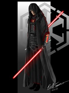 Star Wars The Ultimate Sith Lord Campaign Costume Star Wars, Sith Costume, Star Wars Characters Pictures, Star Wars Images, Star Wars Sith, Star Wars Rpg, Star Wars Concept Art, Star Wars Fan Art, Jedi Armor